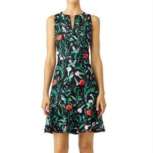 Kate Spade Jardin Hummingbird Dress